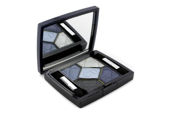 Christian Dior 5 Color Couture Colour Eyeshadow Palette - No. 254 Bleu De Paris (6g/0.21oz)