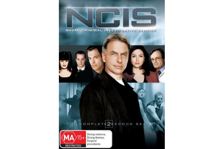 NCIS The Complete Second Season 2 DVD Region 4