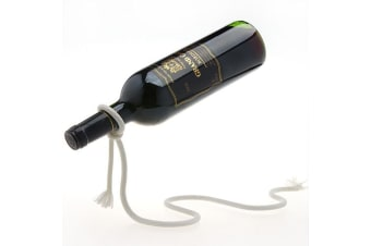 Magic Rope Wine Bottle Holder | Floating Stand