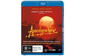 Apocalypse Now Redux Blu-ray Region B