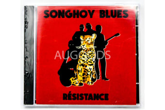 Songhoy Blues Resistance BRAND NEW SEALED MUSIC ALBUM CD - AU STOCK