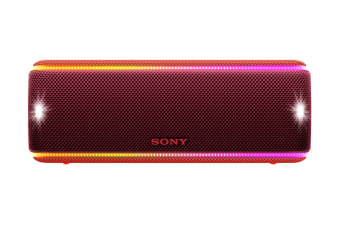 Sony Stepup Extra Bass Wireless Speaker - Red (SRSXB31R)