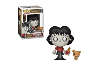 Don't Starve Willow with Bernie Pop! Vinyl