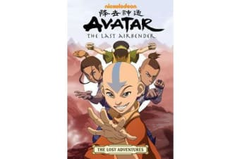 Avatar - The Last Airbender# The Lost Adventures