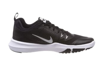 Nike Legend Trainer (Black/Metallic Silver/White, Size 9.5 US)