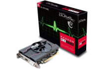 Sapphire AMD PULSE RX 550 4GB Gaming Video Card - GDDR5 DP/HDMI/DVI AMD Eyefinity 1071MHz 640 Stream Processors