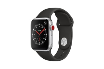 Apple Watch Series 3 Aluminium 42mm Cellular Silver - Refurbished Fair Grade