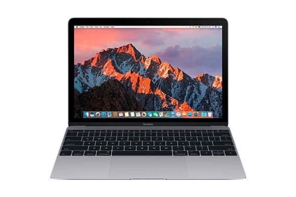 "Apple 12"" MacBook (256GB, 1.2GHz m3, Space Grey) - MNYF2"