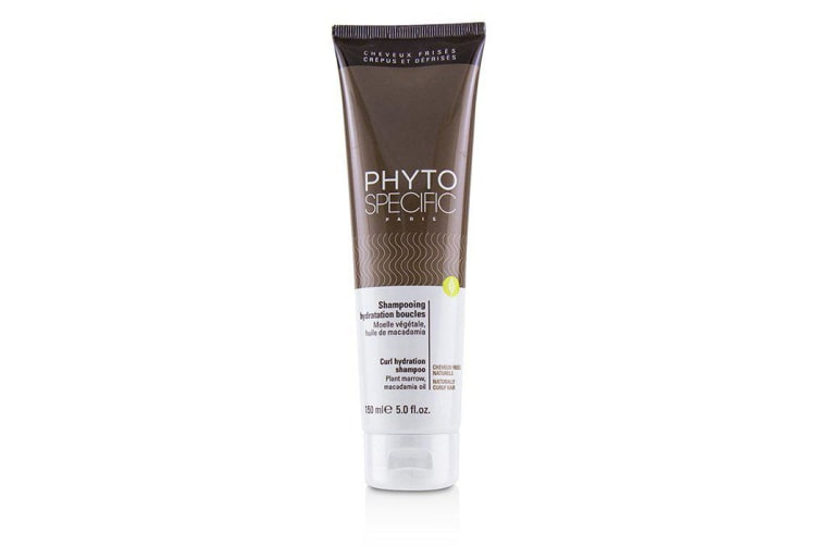 Phyto Specific Curl Hydration Shampoo (Naturally Curly Hair) 150ml