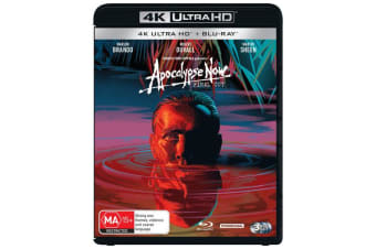 Apocalypse Now Final Cut 4K Ultra HD Boxset UHD Region B