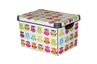 Curver Deco Storage Box  (Medium)