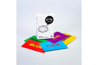 F#CK The Game: Original Swearing Card Game