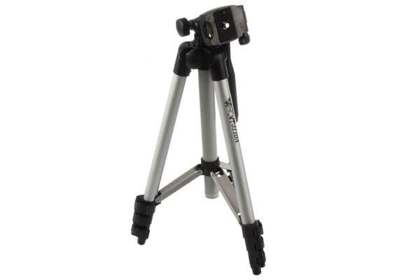 106Cm Adjustable Camera Tripod Spirit Level 3-Way Panhead + Carry Case Wt3110A