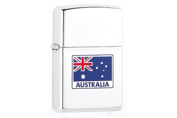 Zippo Lighters-australian Flag