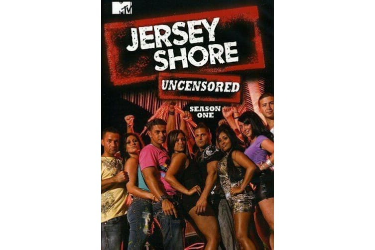 Jersey Shore: Season 1 Complete First (Uncensored) - Series DVD NEW
