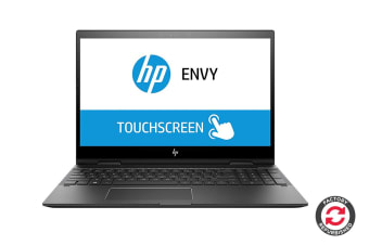 "HP Envy x360 15.6"" Full HD Convertible Touch Screen Laptop (Ryzen 7 2700U, 8GB RAM, 256GB SSD) - Certified Refurbished"