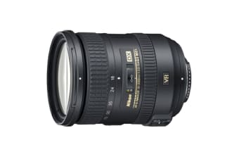 Nikon AF-S DX VR Zoom-Nikkor 18-200mm f/3.5-5.6G IF-ED Lens
