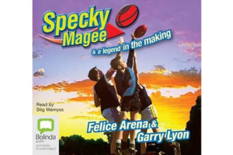 Specky Magee And A Legend In The Making