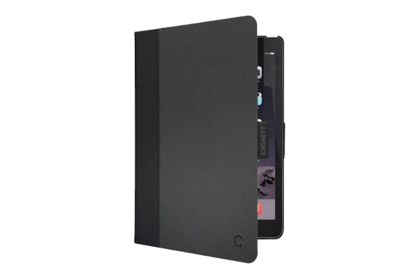 Cygnett TekView Slim Case for  iPad 9.7'' with Protective PC shell - Grey/ Black (CY2165TEKVI)