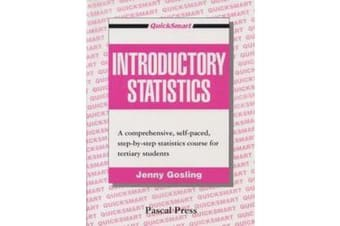 Quicksmart Introductory Statistics