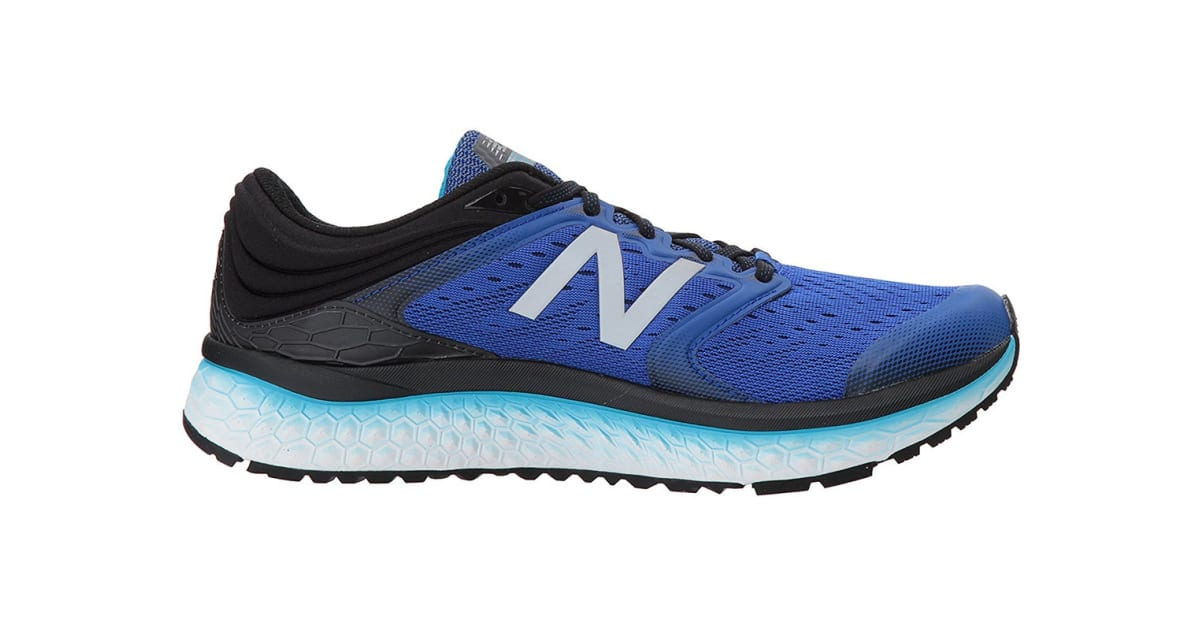 ec4e8bdb641b1 New Balance Men's Fresh Foam 1080v8 - 2E Running Shoe (Blue/White, Size 9)  - Kogan.com NZ