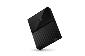 WD My Passport Game 4TB Drive (WDBZGE0040BBK-WESN)