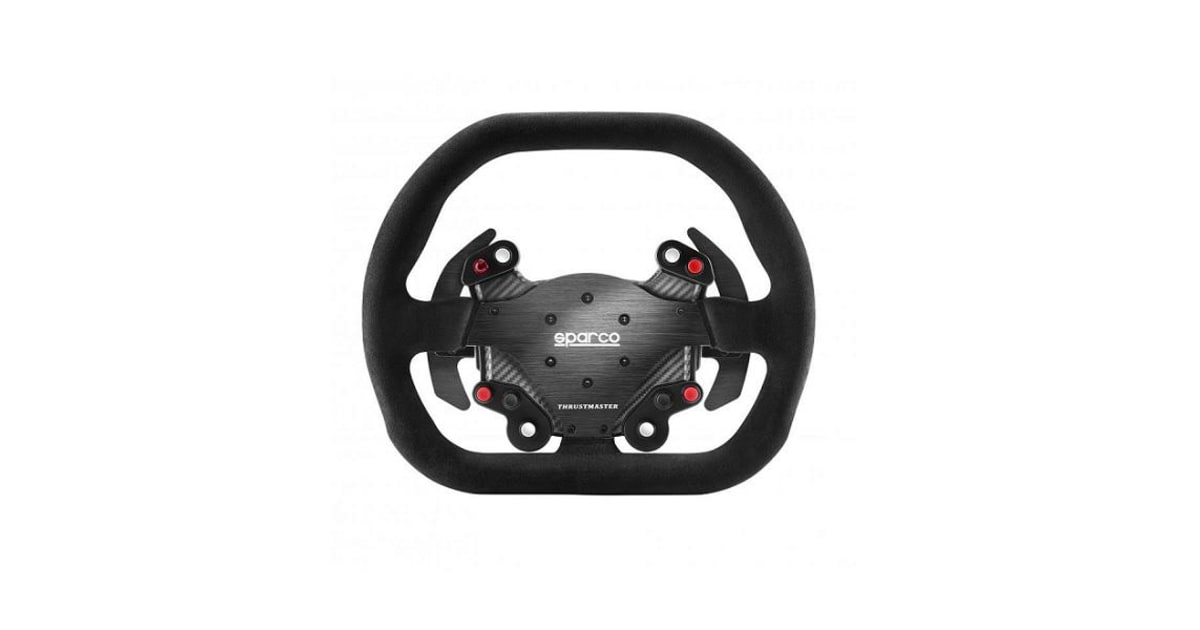 thrustmaster tm competition wheel add on sparco p310 mod. Black Bedroom Furniture Sets. Home Design Ideas