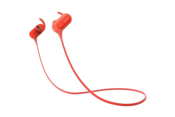 Sony Extra Bass Bluetooth Earphone - Red (MDRXB50BSR)