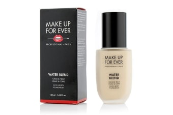 Make Up For Ever Water Blend Face & Body Foundation - # Y215 (Yellow Albaster) 50ml