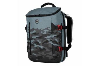 Victorinox VX Touring 15 Laptop Backpack Business School Travel Bag Camouflage