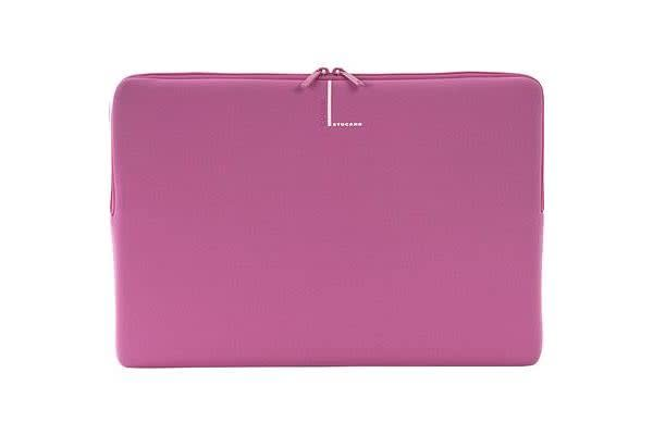 """Tucano Notebook Sleeve Colore 15.6"""" - Pink"""