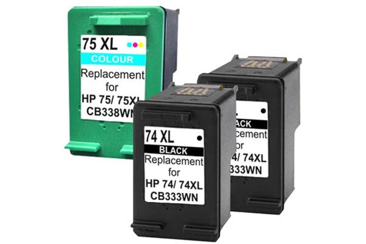 7XL4 Compatible Inkjet Cartridge Set with Extra Black