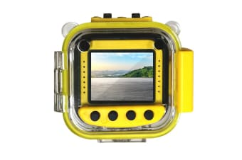 Inspire K5-C HD Interactive Kids Sports Action Camera with Accessories