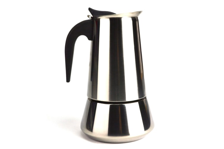 10 Cup Stainless Steel Espresso Coffee Maker