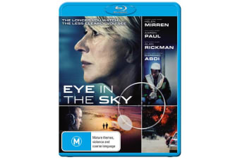 Eye in the Sky Blu-ray Region B