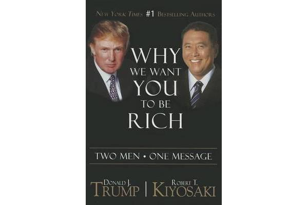 Why We Want You To Be Rich - Two Men   One Message