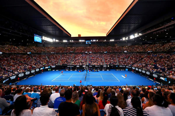 MELBOURNE: Australian Open 2020 Quarterfinals with 3 Nights Accommodation for Two (Crown Metropol - Luxe Room)