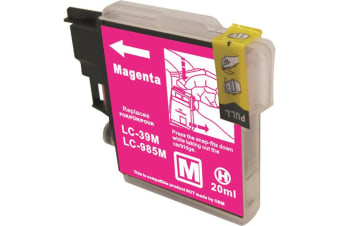 LC39 Compatible Magenta Cartridge