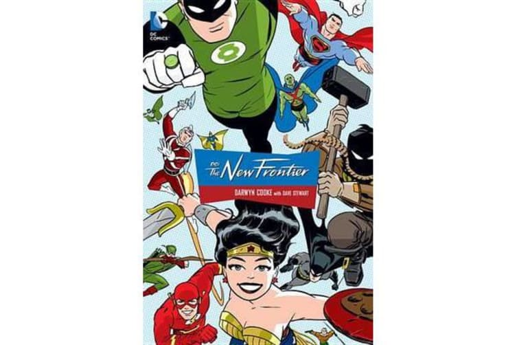 DC The New Frontier TP