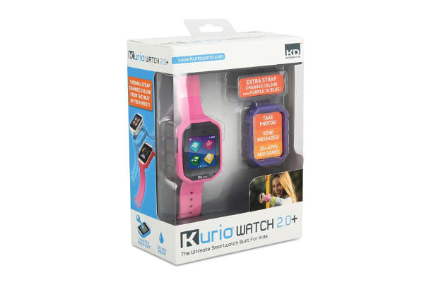 Kurio Smart Watch 2.0 (Pink)