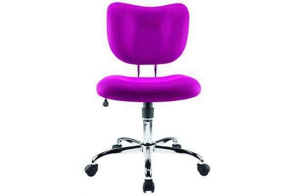 Brenton Chair Low Back - Studio Pink