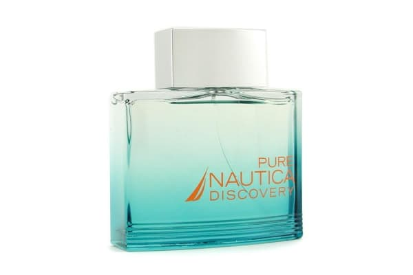 Nautica Pure Discovery Eau De Toilette Spray (100ml/3.4oz)