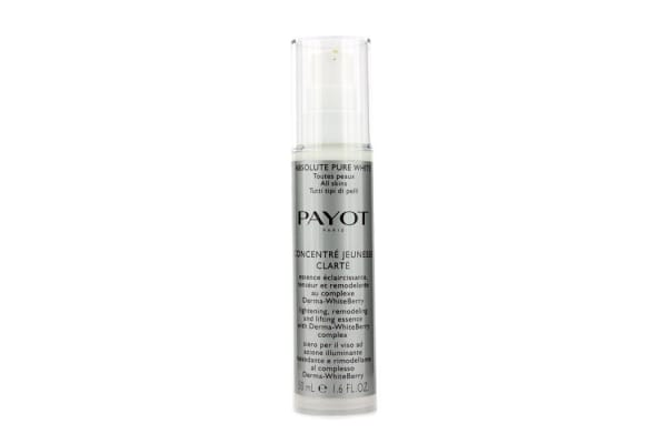 Payot Absolute Pure White Concentre Jeunesse Clarte Lightening Remodelling And Lifting Essence (Salon Size) (50ml/1.6oz)