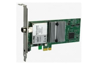 Hauppauge tunersWinTV-quadHD New Model - WinTV-quadHD PCI-e DVB-T/T2/C Free-to-air for DVB-T2