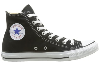 Converse Chuck Taylor All Star Hi (Black, Size 8M / 10W US)