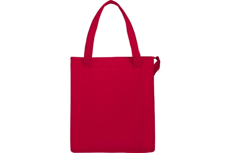 Bullet Zeus Insulated Grocery Tote (Red) (33 x 20 x 38 cm)