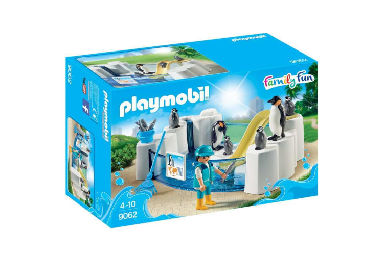 Playmobil Aquarium Penguin Enclosure (9062)