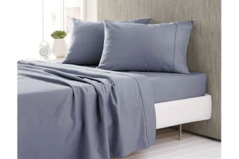 Sheridan Flannelette Sheet Set (Alchemy, King)