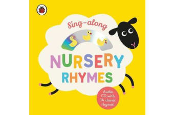 Sing-along Nursery Rhymes - CD and Board Book