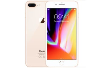 Apple Iphone 8 Plus 64GB Phone Gold (AU STOCK, Refurbished - FAIR GRADE)